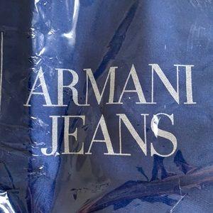 Armani Jeans dust bag